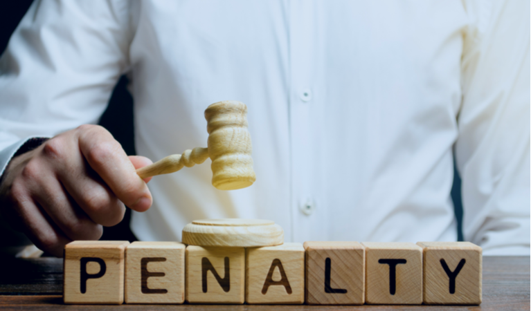 Penalty Superannuation